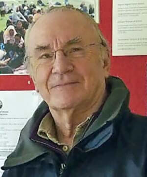 Stan Hazell - Author